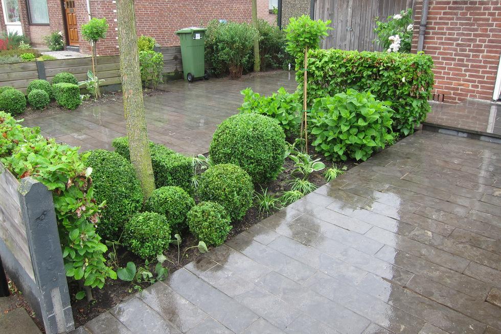 De romantische tuin tuinontwerp arleta - Tuin ontwerp exterieur ontwerp ...