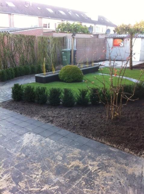 De zen tuin tuinontwerp arleta - Kleine tuin zen buiten ...